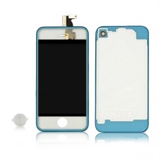 iPhone 4 / 4S Transparent Conversion kit 9 kleuren