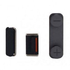 iPhone 5C buttonset zwart