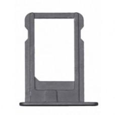 iPhone 5 simkaart houder zwart